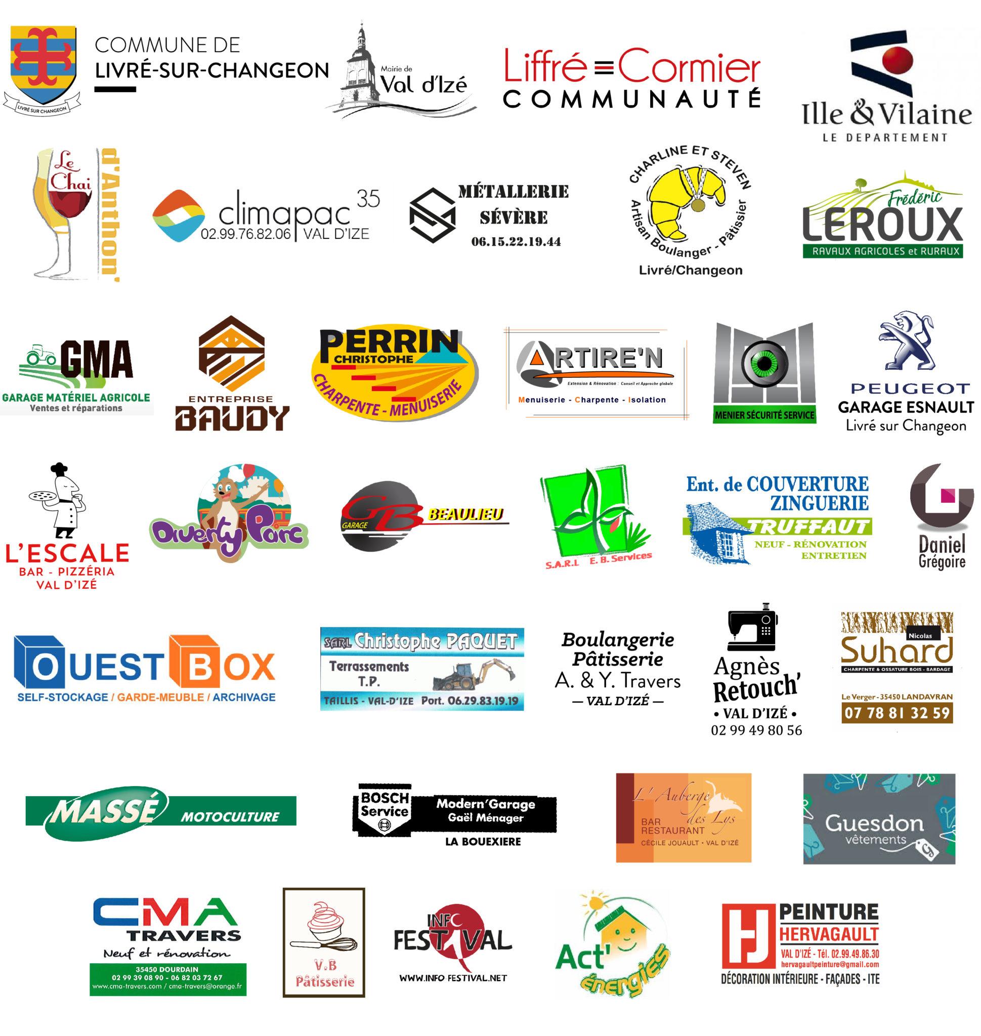 Livré sur Changeon / Val d'Izé / Chai d'Anthon / Massé Motoculture